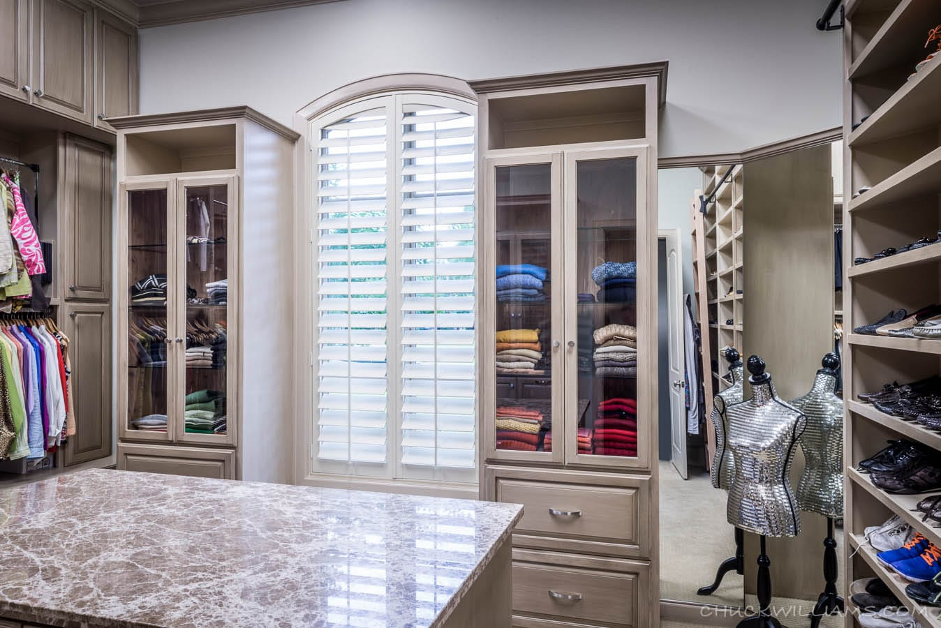 Closet | New Construction | Design & Build | Spring Valley | Houston, TX