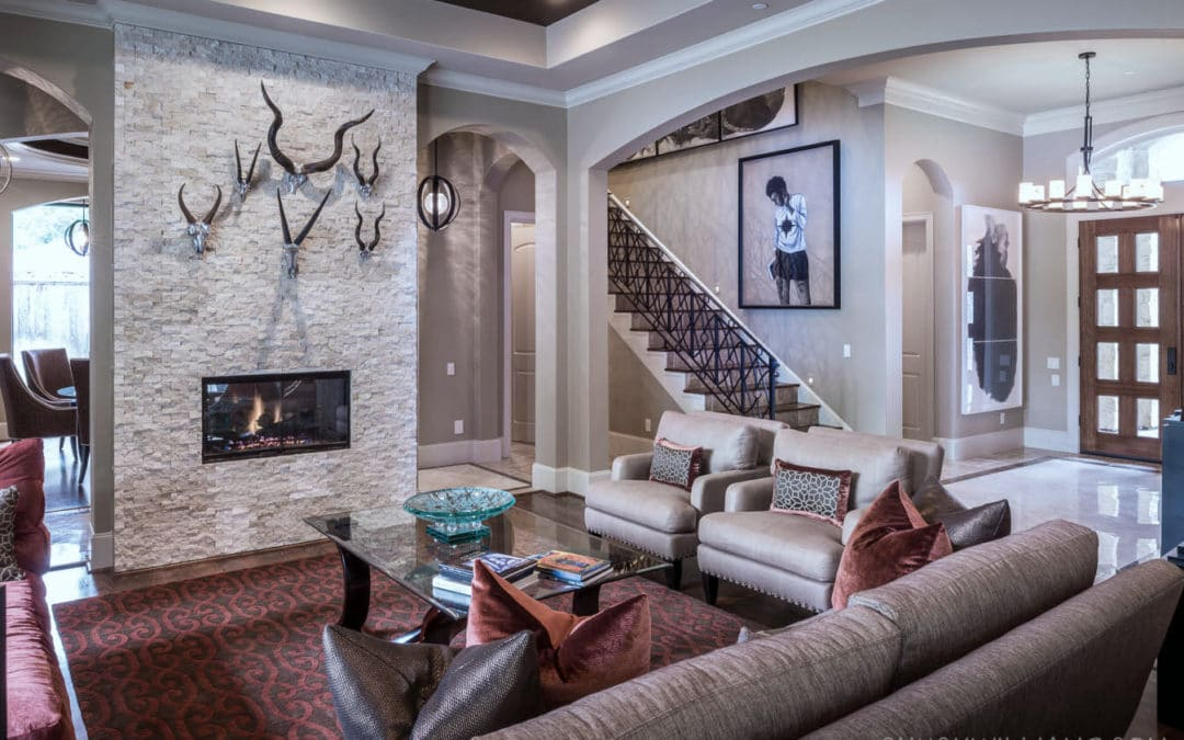 Living Room Archives | SweetLake Interior Design LLC | Top Houston ...