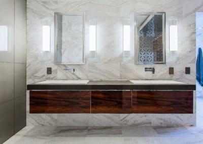 Luxurious Ultra-Modern Master Bath   Kemah, TX   2016