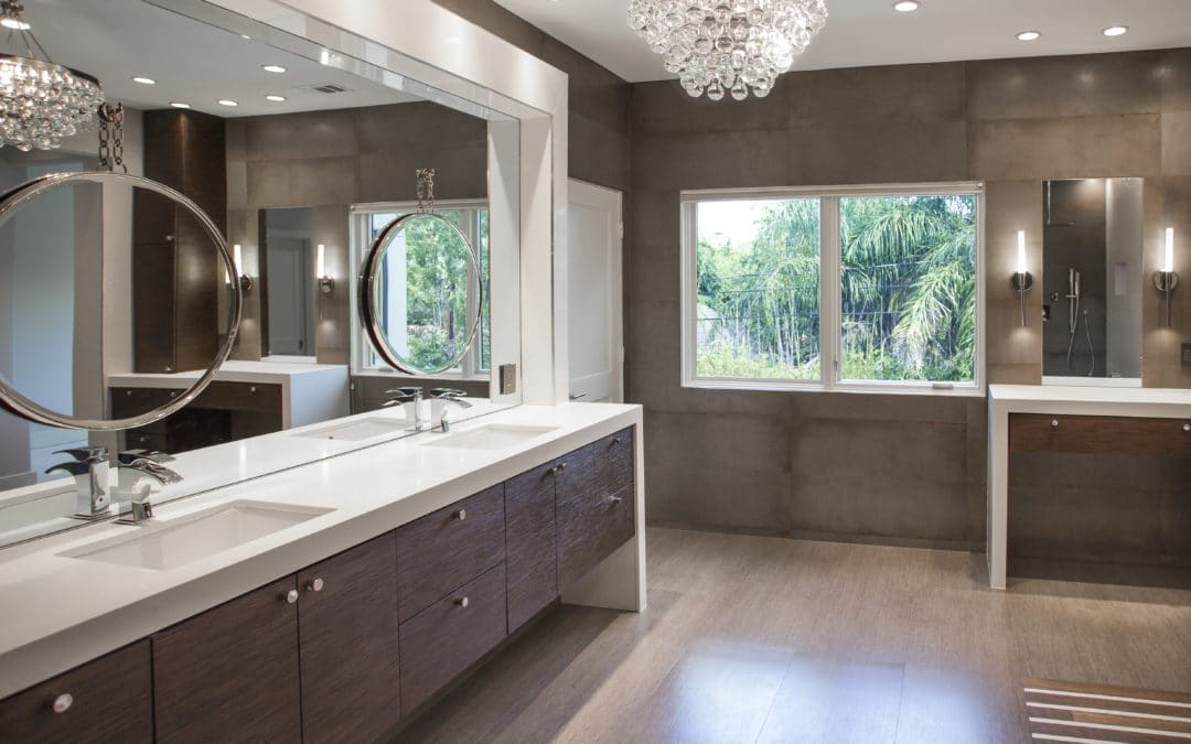West University Master Bathroom | Houston, Texas | 2015