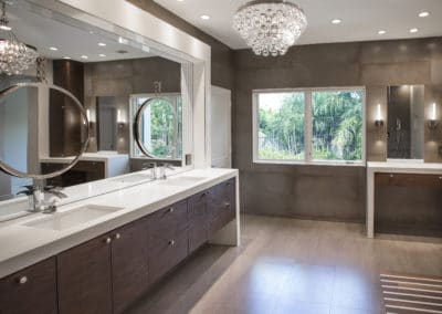 West University Master Bathroom | Houston, Texas | 2017