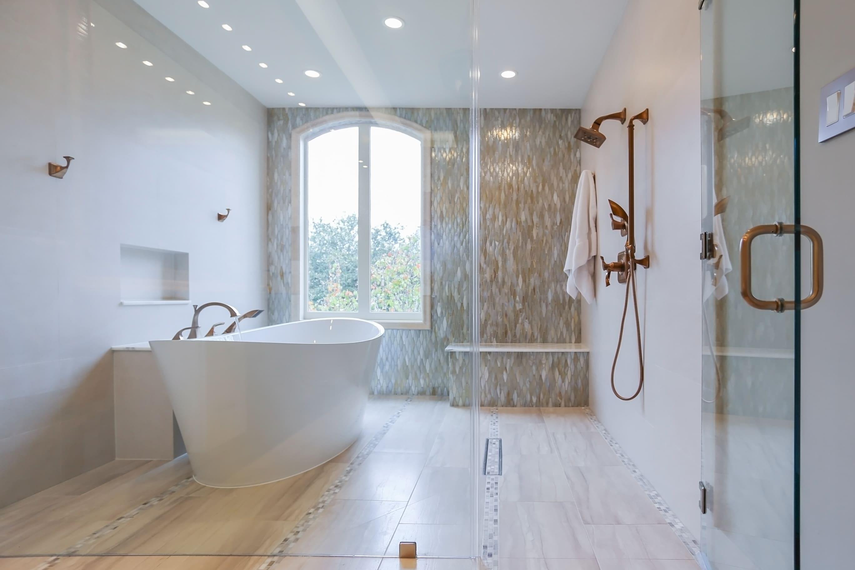 River Oaks   Houston, Texas   Tranquil Spa Master Bathroom Remodel (3 of 10)