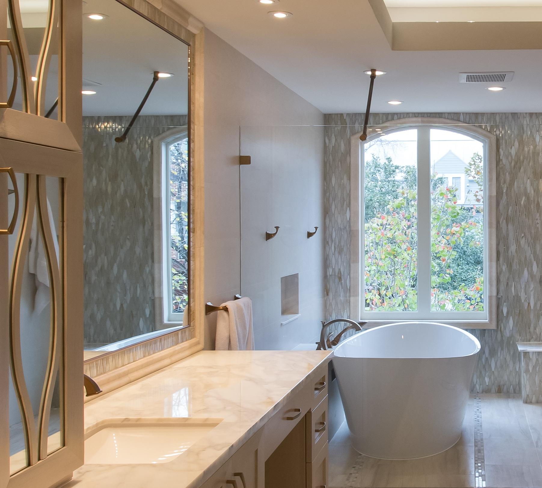 River Oaks   Houston, Texas   Tranquil Spa Master Bathroom Remodel (6 of 10)