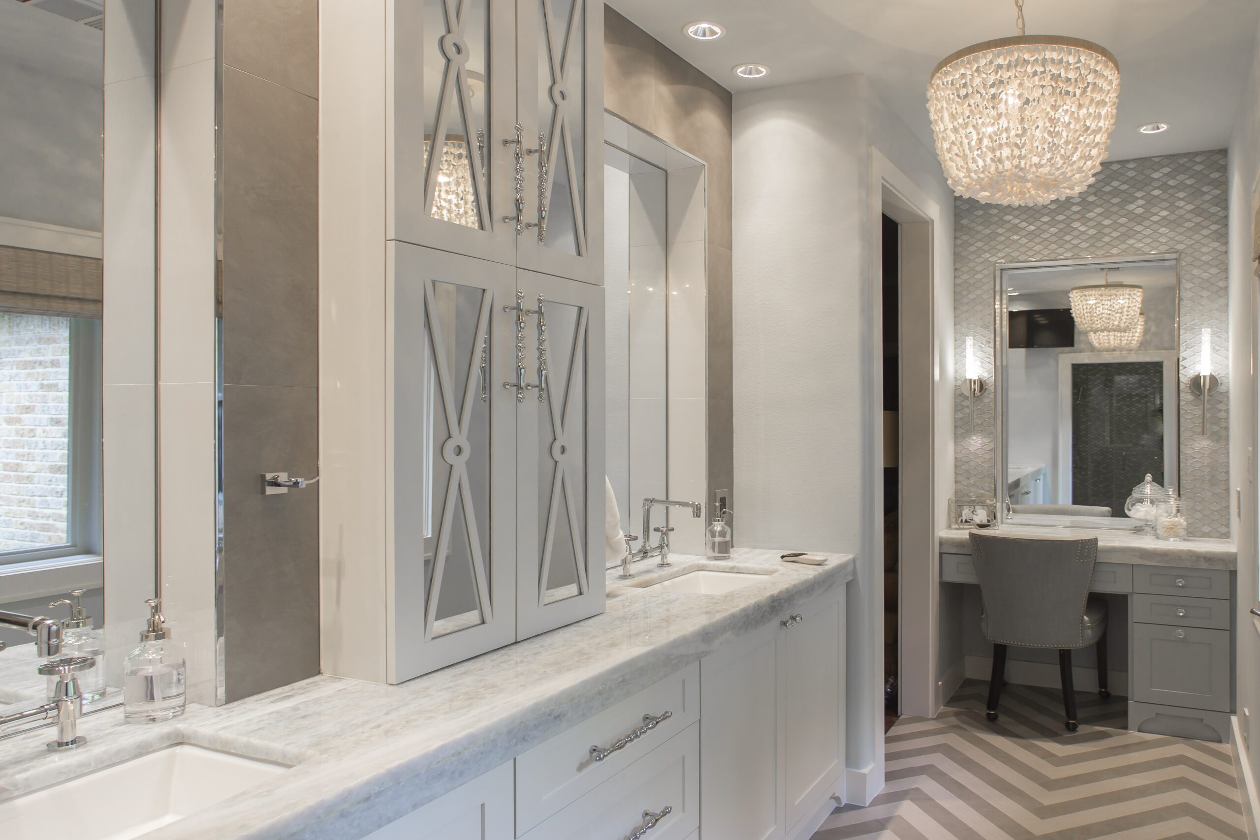 Master Bath | 1920's Bolsover Home Remodel | Houston, TX | 2015
