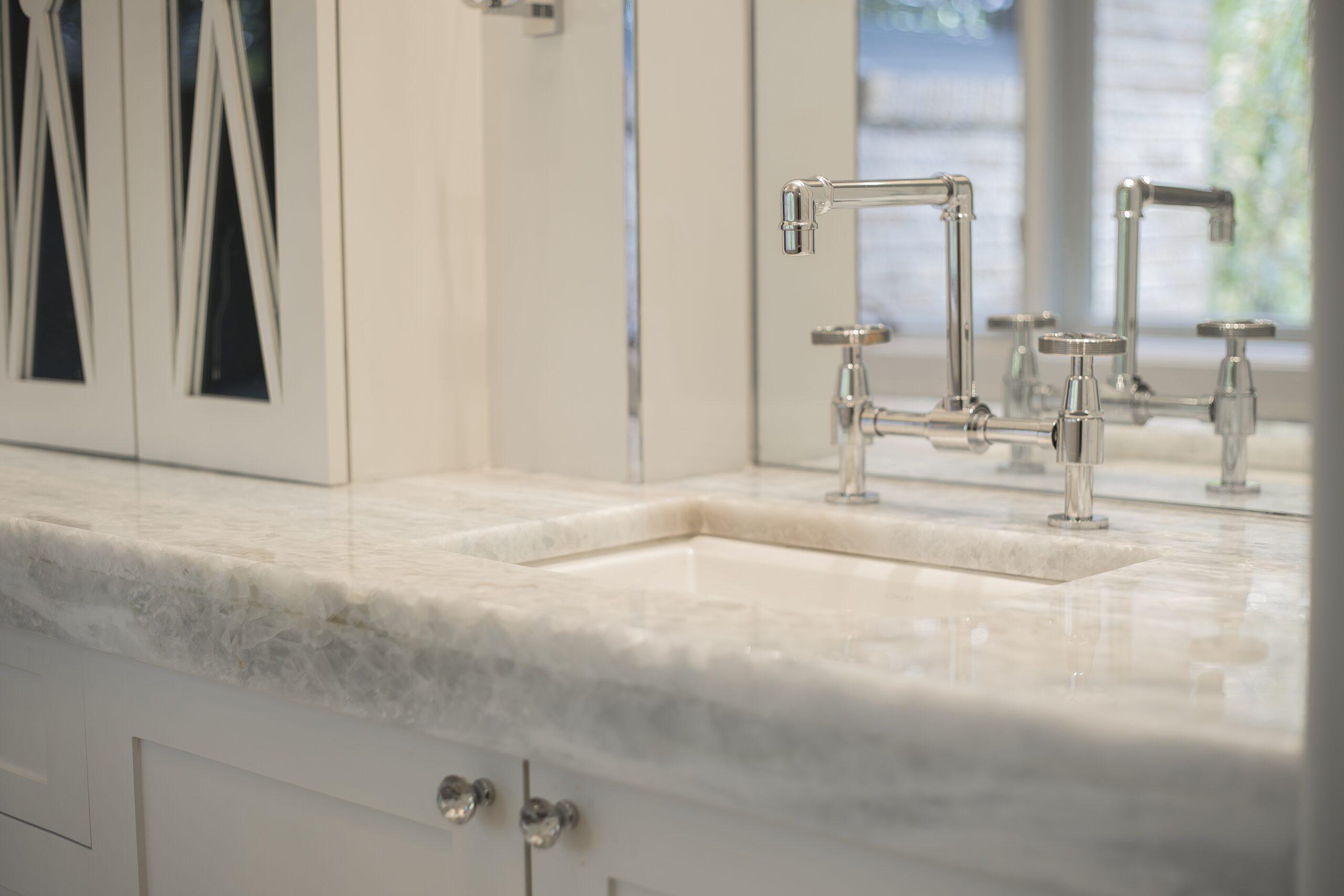 Master Bath | 1920's Bolsover Home Remodel | 2015