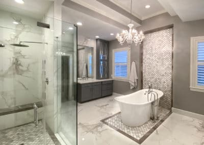 Luxury Bath Remodel Houston Memorial 77024